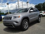 2014 Billet Silver Metallic Jeep Grand Cherokee Limited 4x4 #95468653