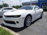 2014 Summit White Chevrolet Camaro LT Coupe #95510405