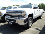 2015 Chevrolet Silverado 2500HD WT Double Cab Data, Info and Specs