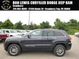 2014 Maximum Steel Metallic Jeep Grand Cherokee Limited 4x4 #95510575