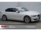 2014 Mineral White Metallic BMW 3 Series 328i Sedan #95510773