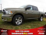 2014 Prairie Pearl Coat Ram 1500 Big Horn Crew Cab #95510646