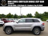 2014 Billet Silver Metallic Jeep Grand Cherokee Limited 4x4 #95510570
