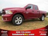 2014 Deep Cherry Red Crystal Pearl Ram 1500 Express Quad Cab #95510645