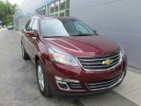 2015 Chevrolet Traverse LTZ AWD Data, Info and Specs