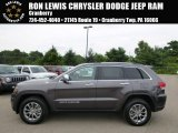 2014 Granite Crystal Metallic Jeep Grand Cherokee Limited 4x4 #95510567