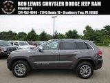 2014 Granite Crystal Metallic Jeep Grand Cherokee Limited 4x4 #95510567