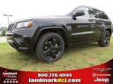 2014 Brilliant Black Crystal Pearl Jeep Grand Cherokee Laredo #95510626