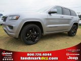 2014 Billet Silver Metallic Jeep Grand Cherokee Laredo 4x4 #95510625
