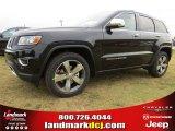 2014 Brilliant Black Crystal Pearl Jeep Grand Cherokee Limited #95510624