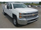 2015 Chevrolet Silverado 2500HD WT Crew Cab 4x4 Chassis Data, Info and Specs