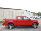 2014 Race Red Ford F150 STX SuperCrew 4x4 #95510511