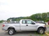 2014 Ingot Silver Ford F150 XLT SuperCab 4x4 #95510504