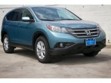2014 Mountain Air Metallic Honda CR-V EX #95510713