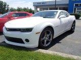 2014 Summit White Chevrolet Camaro LT Coupe #95510408