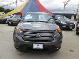 2014 Sterling Gray Ford Explorer Limited 4WD #95556672
