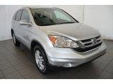 2011 Alabaster Silver Metallic Honda CR-V EX-L #95556601