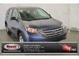 2014 Twilight Blue Metallic Honda CR-V LX #95556594