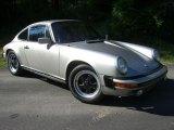 1981 Porsche 911 Silver Metallic