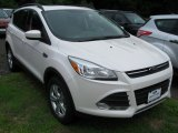 2014 White Platinum Ford Escape SE 1.6L EcoBoost 4WD #95577643
