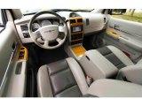 2008 Chrysler Aspen Interiors
