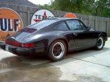 1979 Porsche 911 Black