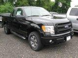 2014 Tuxedo Black Ford F150 STX SuperCab 4x4 #95577651