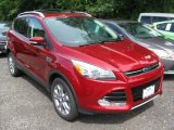 2014 Ruby Red Ford Escape Titanium 2.0L EcoBoost 4WD #95577647