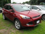 2014 Ruby Red Ford Escape Titanium 2.0L EcoBoost 4WD #95577646