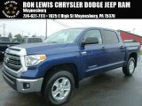2014 Blue Ribbon Metallic Toyota Tundra SR5 Crewmax 4x4 #95577596