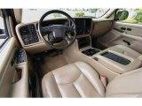 2004 Chevrolet Silverado 1500 LT Extended Cab 4x4 Tan Interior