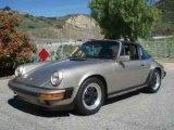 1985 Porsche 911 Light Gold