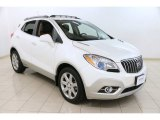 2013 White Pearl Tricoat Buick Encore Leather #95583522
