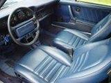 1985 Porsche 911 Blue