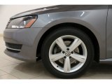Volkswagen Passat 2012 Wheels and Tires