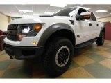 2014 Oxford White Ford F150 SVT Raptor SuperCrew 4x4 #95583488