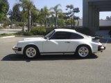 1987 Porsche 911 White