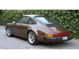 1979 Porsche 911 Bitter Chocolate