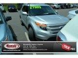 2011 Ingot Silver Metallic Ford Explorer Limited #95608072