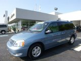2007 Windveil Blue Metallic Ford Freestar SEL #95608412