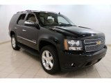 2014 Black Chevrolet Tahoe LTZ 4x4 #95608495