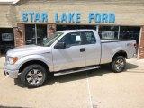 2014 Ingot Silver Ford F150 STX SuperCab 4x4 #95608574