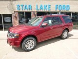 2014 Ruby Red Ford Expedition Limited 4x4 #95608573