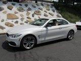 2014 BMW 4 Series Mineral White Metallic
