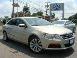 2012 White Gold Metallic Volkswagen CC Sport #95608565