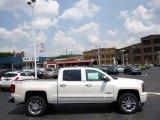 2014 White Diamond Tricoat Chevrolet Silverado 1500 High Country Crew Cab 4x4 #95608215