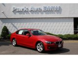 2014 Melbourne Red Metallic BMW 3 Series 320i xDrive Sedan #95608131