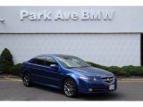 2007 Kinetic Blue Pearl Acura TL 3.5 Type-S #95608130