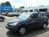 2011 Royal Blue Pearl Honda CR-V LX 4WD #95608200