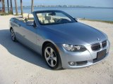 2009 Blue Water Metallic BMW 3 Series 328i Convertible #95608000
